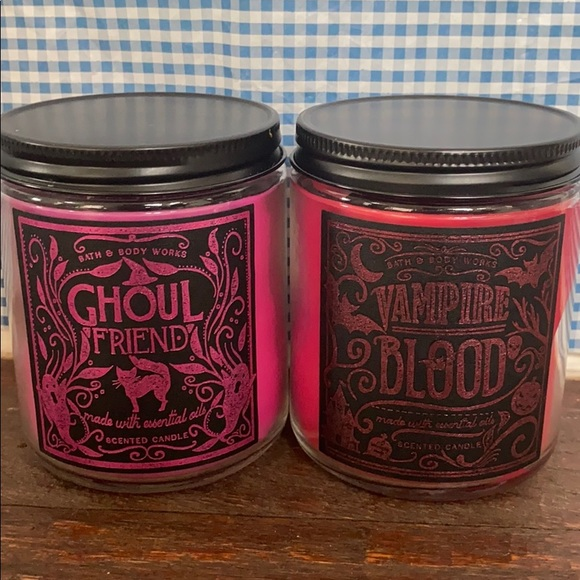 Bath & Body Works Other - Bath and Body Works candle set